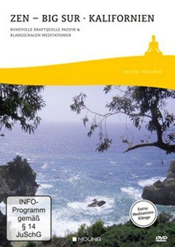 Zen - Big Sur - Kalifornien. Ruhevolle Kraftquelle Pazifik & Klangschalen-Meditationen
