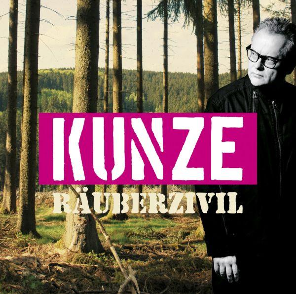 Kunze, Heinz Rudolf - Räuberzivil (Live Doppel-CD)