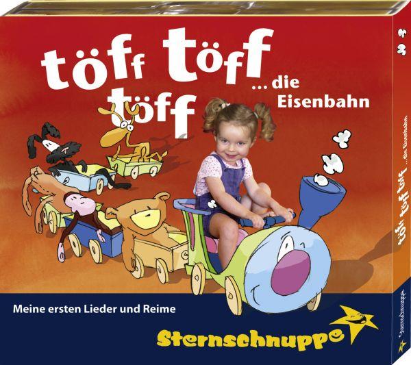 Sternschnuppe - Töff, töff, töff, die Eisenbahn