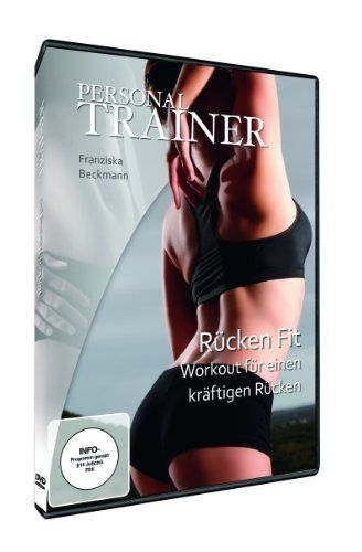 Personal Trainer - Rücken fit - Workout für einen starken Rücken
