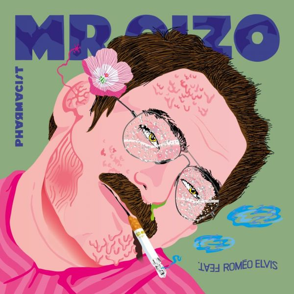 Mr Oizo - Pharmacist (10 inch EP)