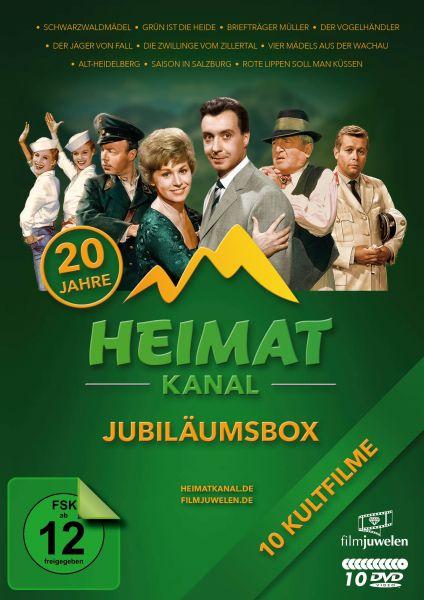Heimatkanal Jubiläumsbox (10 DVDs)