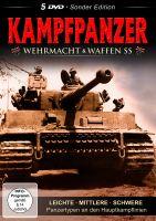 Kampfpanzer - Wehrmacht & Waffen SS