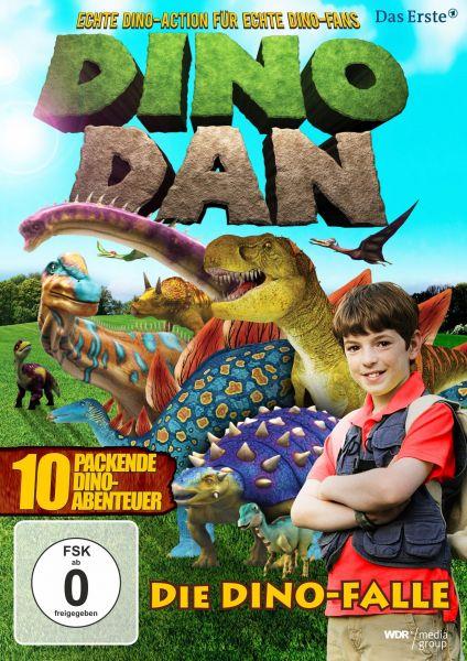 Dino Dan - Die Dino-Falle (Folge 11-20)