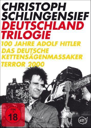 Christoph Schlingensief - Deutschland Trilogie