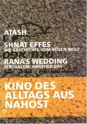 Kino des Alltags aus Nahost (3-DVD Box)
