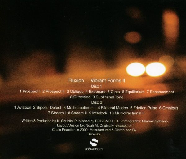 Fluxion - Outerside