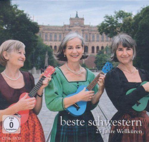 Wellküren, Die - Beste Schwestern (CD+DVD)