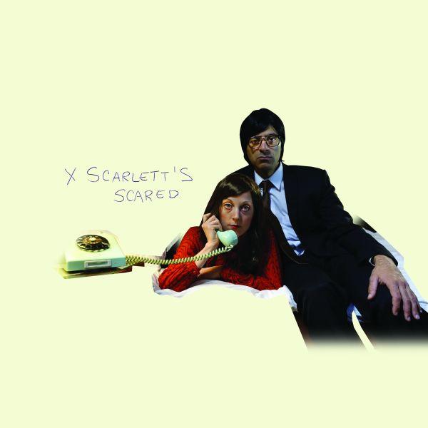 Scarlett's Fall - Scarlett's Scared (LP)