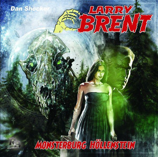 Larry Brent - Monsterburg Höllenstein (19)