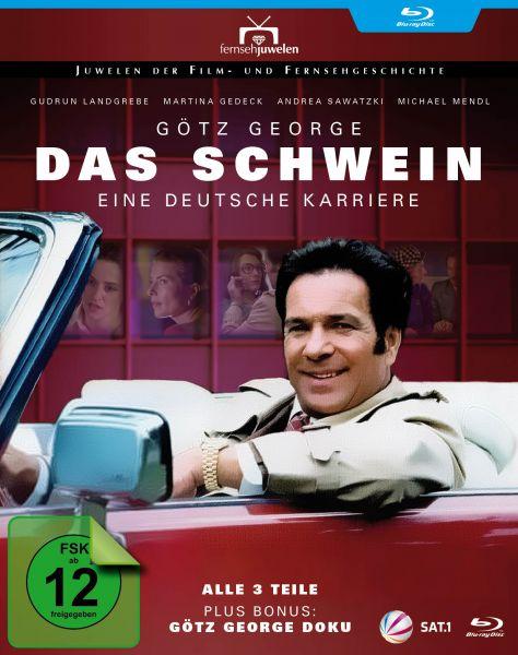 Das Schwein - Eine deutsche Karriere (Teil 1-3 inkl. Doku)