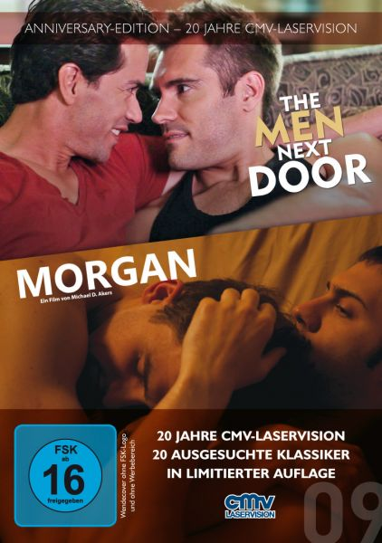 The Men Next Door / Morgan - Double-Feature (cmv Anniversary Edition #09)