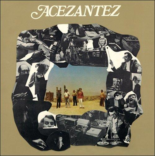 Acezantez - Acezantez (LP)