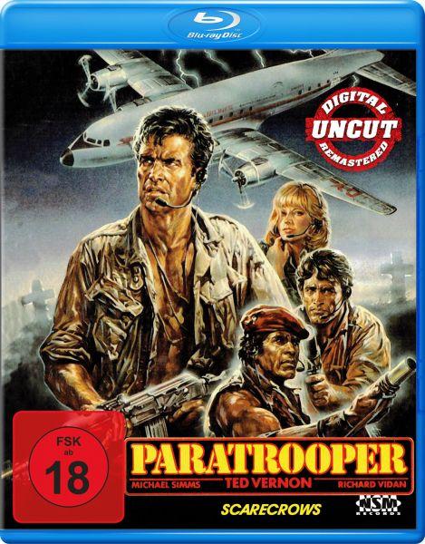 Paratrooper (Scarecrows)