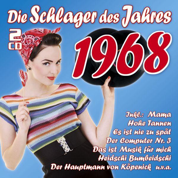 Various - Die Schlager des Jahres 1968