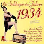 Various - Die Schlager des Jahres 1934