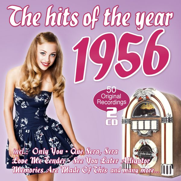Various - The Hits Of The Year 1956