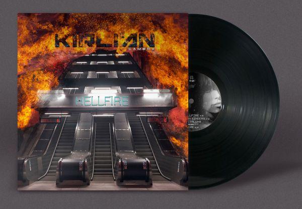 Kirlian Camera - Hellfire (Vinyl-EP schwarz)
