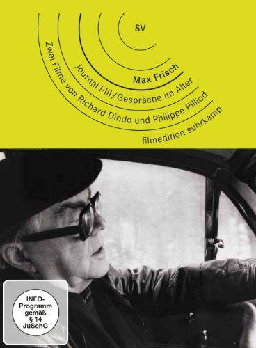 Max Frisch: Journal I - III / Gespräche im Alter