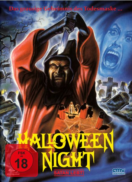Halloween Night Mediabook (Mediabook) (DVD + Blu-ray)