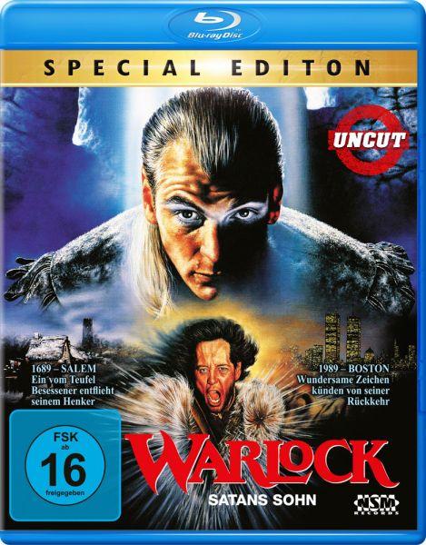 Warlock - Satans Sohn (Uncut) (Special Edition)