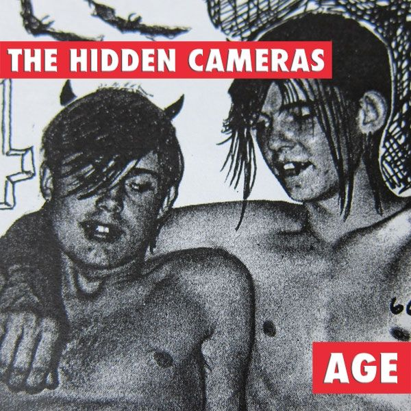Hidden Cameras, The - AGE (LP)