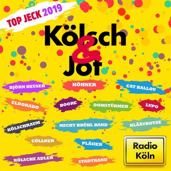 Various - Kölsch & Jot - Top Jeck 2019