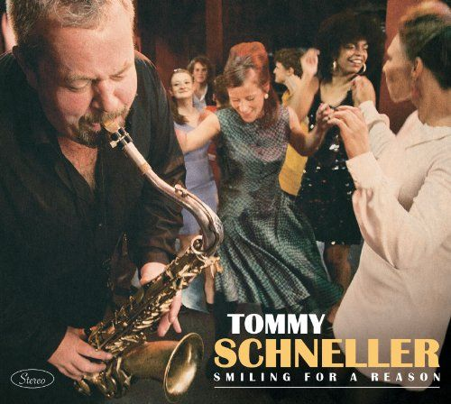 Schneller, Tommy - Smiling for a reason