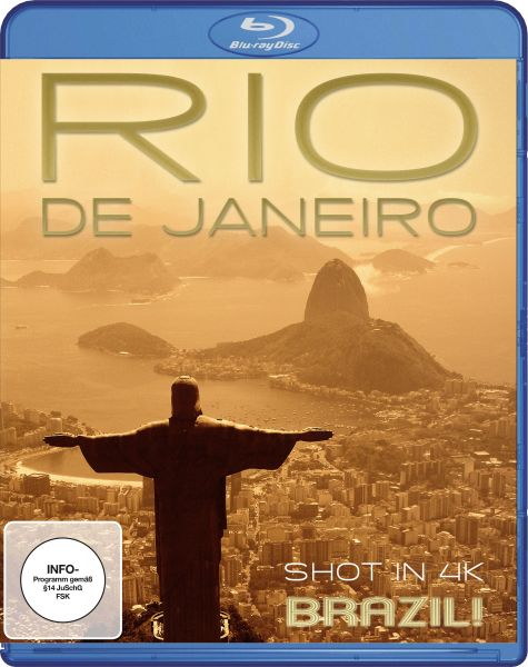 Rio de Janeiro, Brazil!