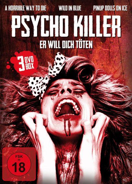 Psycho Killer - Er will dich töten (uncut)