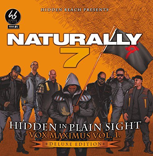 Naturally 7 - Hidden in Plain Sight - Vox Maximus Vol. 1 (Deluxe Edition)