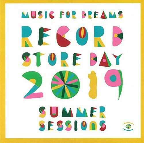 Various - Music For Dreams - Summer Sessions (RSD 2019)