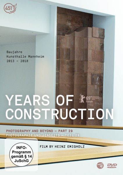 Years of Construction