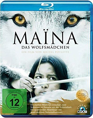 Maina - Das Wolfsmädchen