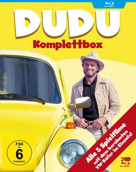 DUDU HD-Komplettbox