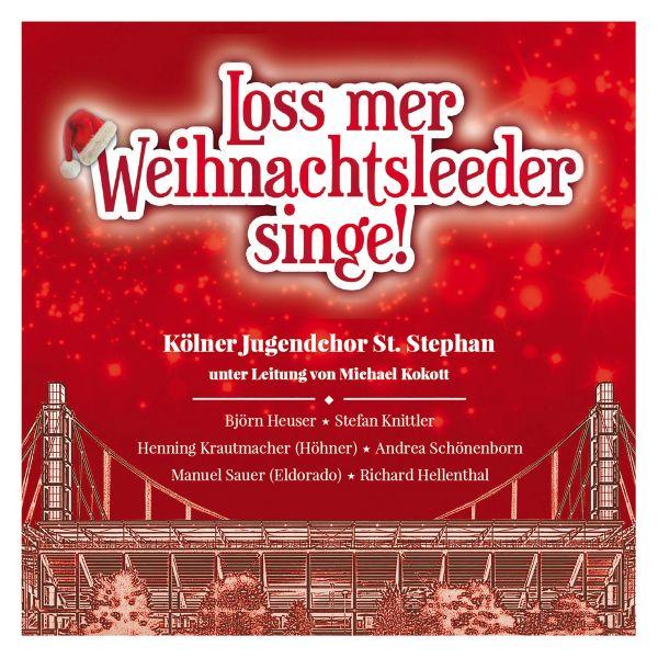 Various - Loss mer Weihnachtsleeder singe!