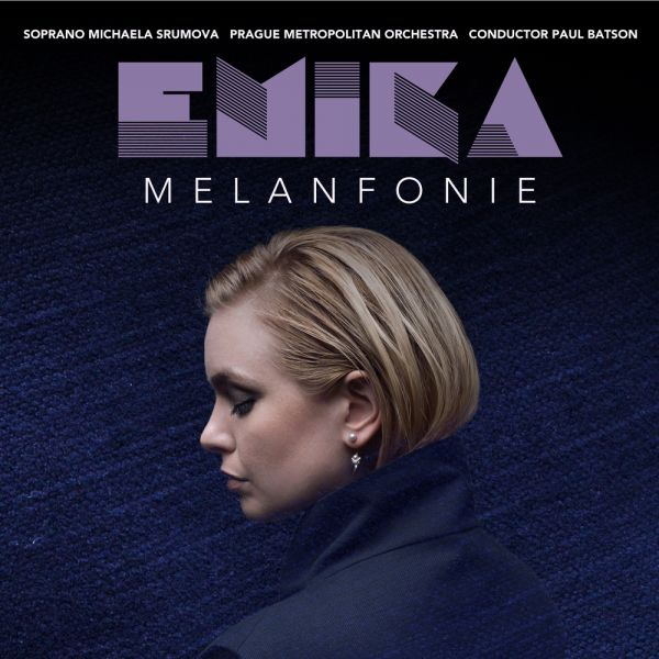Emika feat. Michaela Srumova And The Prague Metropolitan Orchestra - Melanfonie (LP)