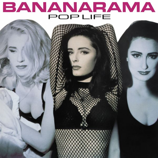 Bananarama - Pop Life (pink LP+CD)