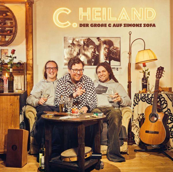 Heiland, C. - Der große C auf Simons Sofa