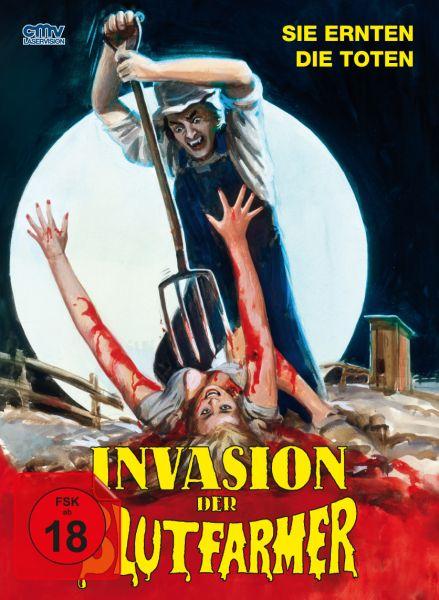 Invasion der Blutfarmer - Cover A (Limitiertes Mediabook) (Blu-ray + DVD)