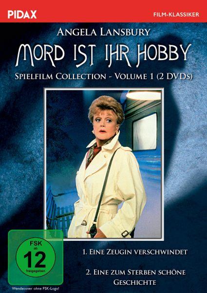 Mord ist ihr Hobby - Spielfilm Collection, Vol. 1