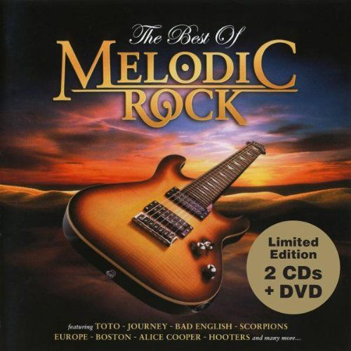 Various - The best of melodic rock