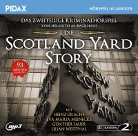 Backhaus, Helmuth M. - Die Scotland Yard-Story