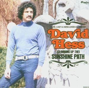 Hess, David - Climbing Up The Sunshine Path