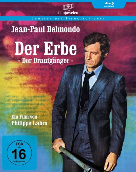 Der Erbe (Der Draufgänger) (Jean-Paul Belmondo)