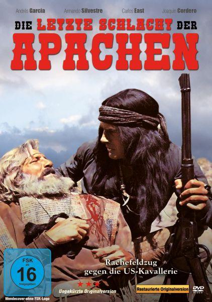 Die letzte Schlacht der Apachen