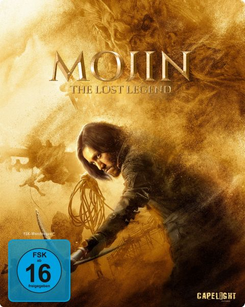 Mojin - The Lost Legend (limitierte Edition mit O-Card, Cover A)