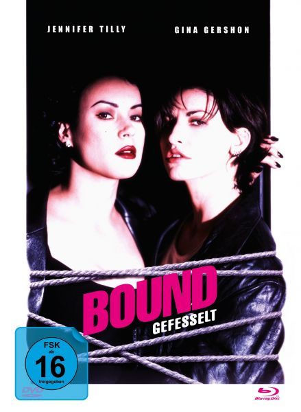 Bound (Director's Cut) - 2-Disc Mediabook (Blu-ray + DVD)