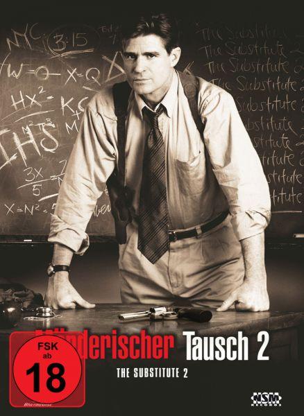 Mörderischer Tausch 2 (Mediabook Cover B) (2 Discs)