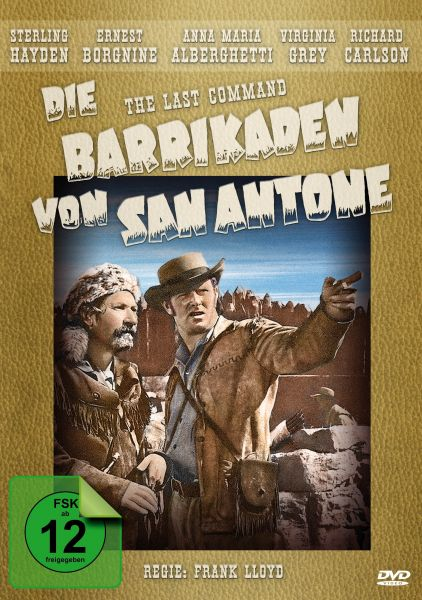 Die Barrikaden von San Antone (The Last Command)